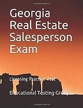 Georgia Real Estate Salesperson Exam: Licensing Practice Test