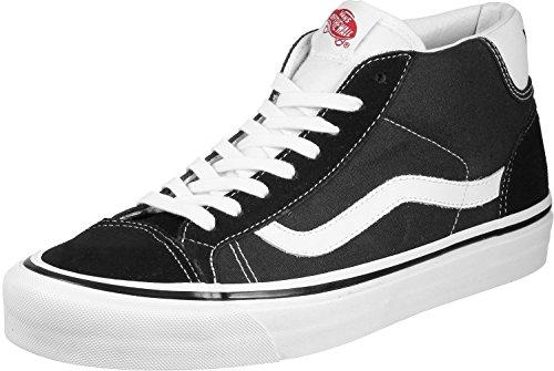 Vans Mid Skool 37 DX Calzado black/white