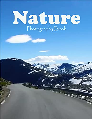 Nature Photography Photo Book   R20 (English Edition)