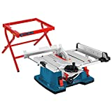 Bosch Professional GT Bosch Table Saw GTS 10 XC Professional 0615990EM9, blue, black