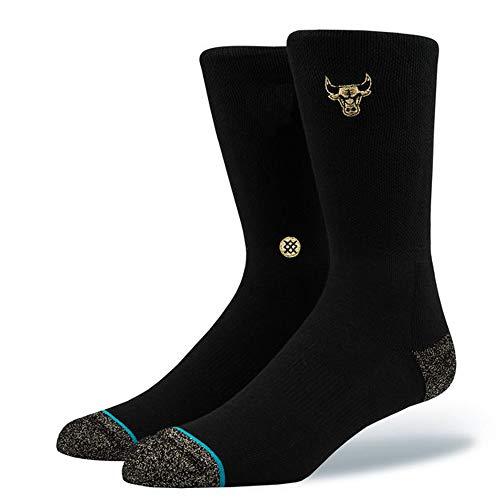 Stance Bulls Trophy Socks Black 38-42