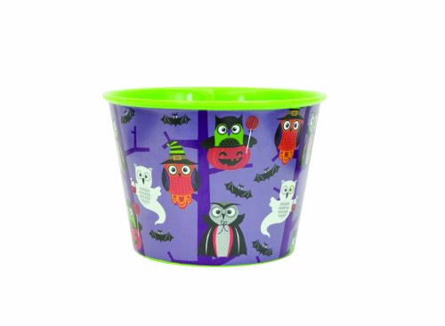 Boston Warehouse All Owl's Eve Candy Bowl