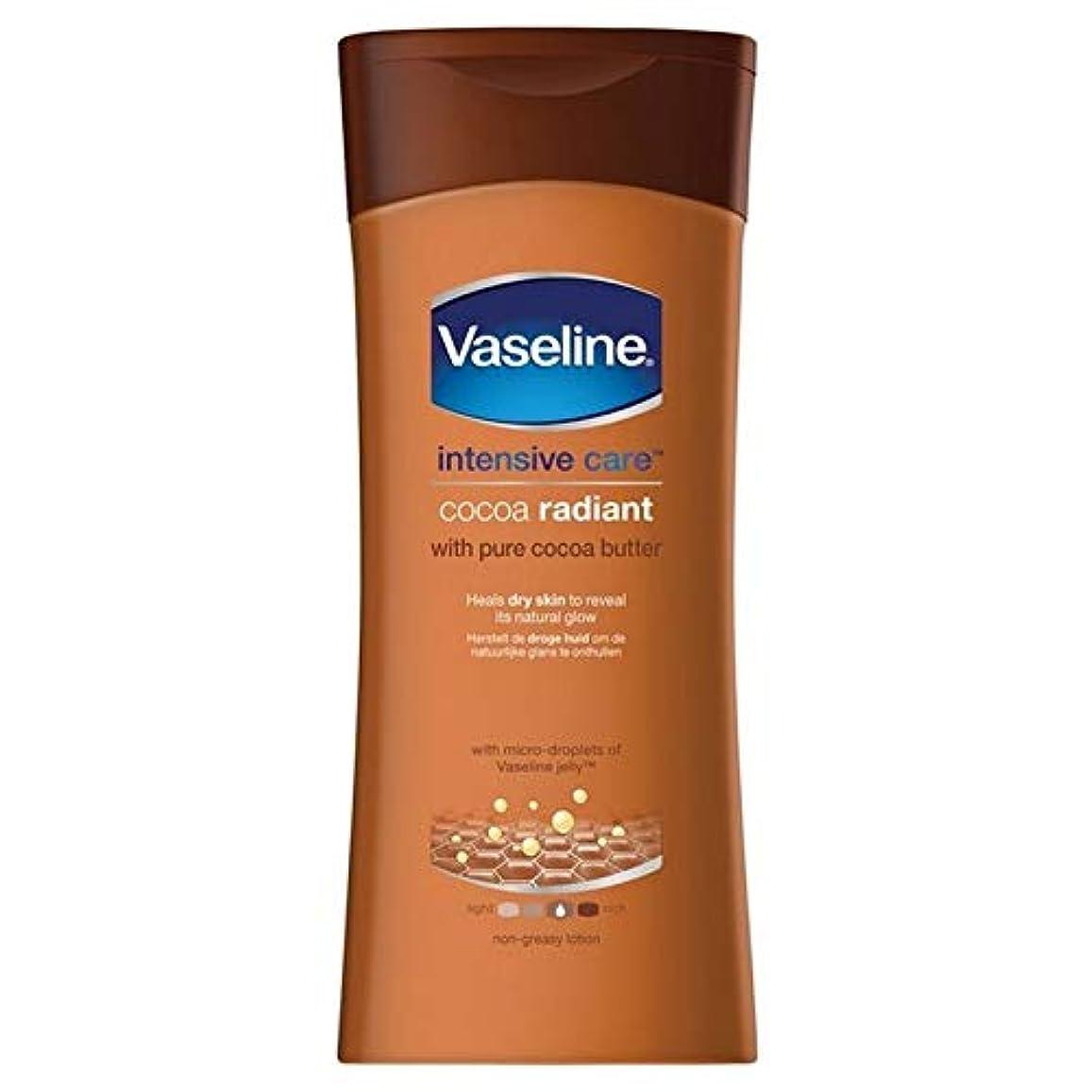 知事団結する騒[Vaseline ] ワセリン集中治療ココローション200Ml - Vaseline Intensive Care Cocoa Lotion 200ml [並行輸入品]