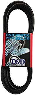 D/&D PowerDrive 3VX355//04 Banded Belt  3//8 x 35.5in OC  4 Band