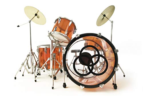 1. FanMerch Drum Kit Led Zeppelin, John Bonham