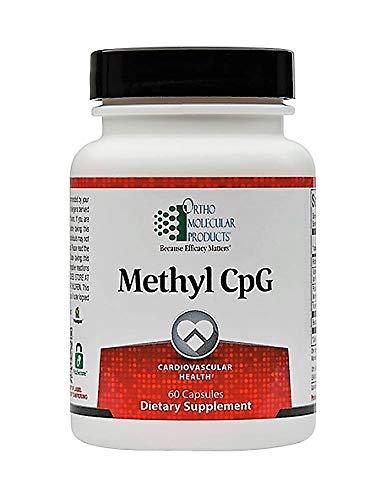 Ortho Molecular - Methyl CPG - 60 Capsules