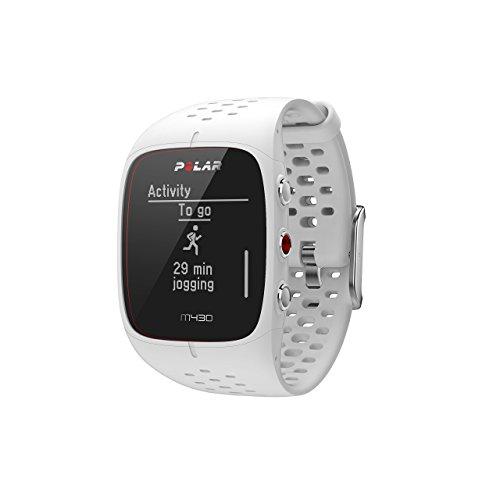 POLAR(ポラール) 【日本正規品/日本語対応】手首型心拍計・GPSランニングウォッチ M430 ホワイト 90064406 ホワイト