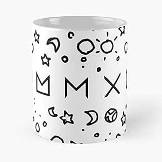 Monsta X Monbebe Tumblr Note Book Coffee Mug Gift 11 Oz Father Day