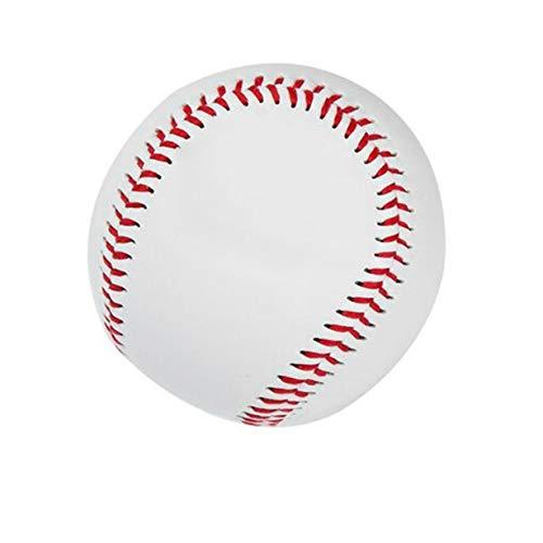 Universal 9# Tipo Duro niños Deportes PVC Superior de Goma Pelotas de béisbol Interior del Equipo de Entrenamiento Juego Bolas de béisbol