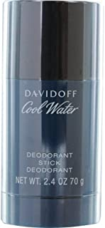 COOL WATER by Davidoff DEODORANT STICK 2.4 OZ ( Package Of 3 )