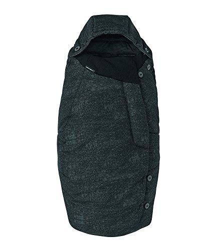 Bébé Confort Sacco Imbottito e Coprigambe 2-in-1, Accessorio per Passeggino, Colore Nomad...