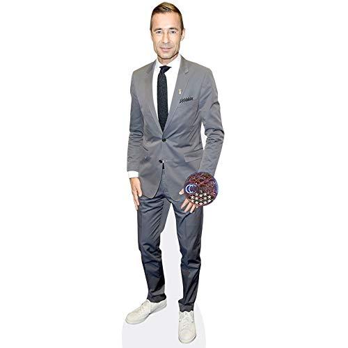 Celebrity Cutouts Kai Pflaume (Grey Suit) Pappaufsteller Mini