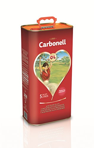 Carbonell Olivenöl, 1er Pack (1 x 5000 ml)