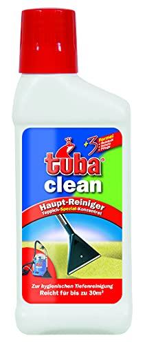 tuba clean Teppichreiniger Haupt-Reiniger 250 ml Konzentrat