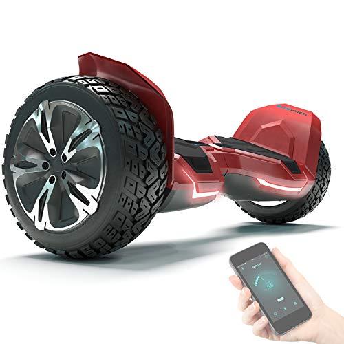 Bluewheel 8.5' Hoverboard...