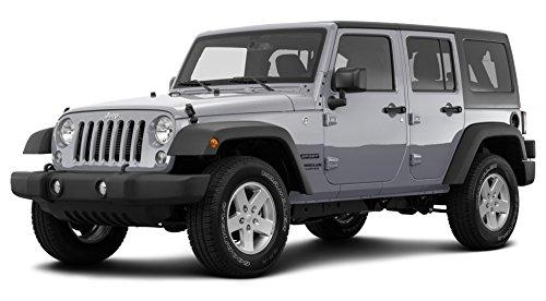 2017 Jeep Wrangler Willys Wheeler, 4x4, Billet Silver Metallic Clearcoat