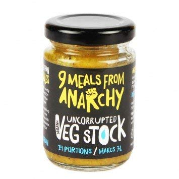 Buy Whole 2021 spring and summer new Max 50% OFF Foods Vegetable Stock Anarchy From 9 105g Meals