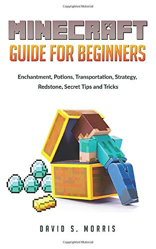 Minecraft Guide for Beginners: Enchantment, potions, transportation, strategy, redstone, and secret tips & tricks