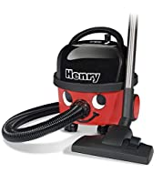 Built to last - independently rated as the U.K's most reliable vacuum Brand. Huge capacity - up to x5 bigger than many bagless vacuums. Powerful and efficient cleaning technology. Perfect all-rounder - carpets, hard-floors, cars, stairs, DIY… Henry's...