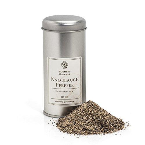 Boomers Gourmet - Knoblauchpfeffer Gewürzmischung - Gewürzdose - 75 g