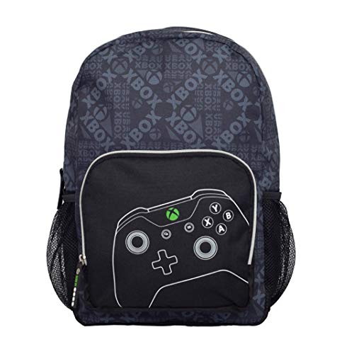 X-Box Controller Boys Backpack | Official Merchandise | Back to School, Gamer Rucksack, Childrens Bags, Young & Teen Gaming Fan Birthday Gift Idea