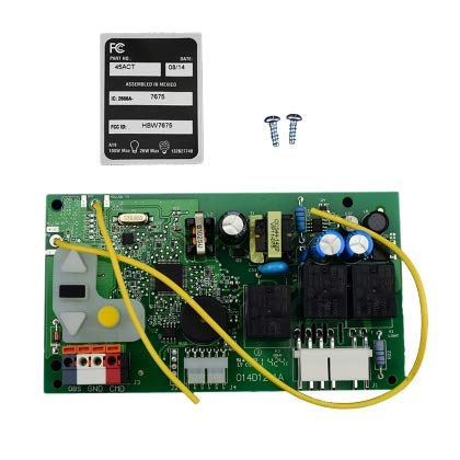 Liftmaster 45ACT / 045ACT Logic Boards Replacement Parts Garage Openers 8355 8557 8587 41D7675 1D7675 001D7675 041D7656 41D7656
