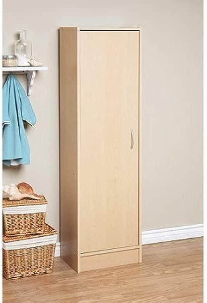 Orion Mylex Single Door Pantry 42071 Maple