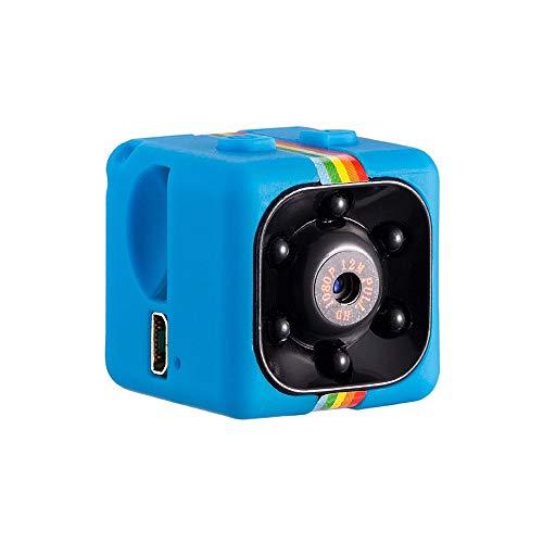 Carrfan Quelima SQ11 Mini C/ámara 1080P Full HD DVR C/ámara Oculta DVR Grabadora C/ámara DV C/ámara de Video de Visi/ón Nocturna