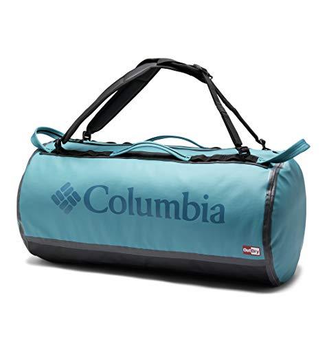 Columbia Outdry Ex 60l Duffle, Unisex – Adulto, Canyon Blue, Black, O/S