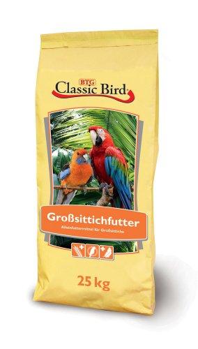 Classic Bird Großsittichfutter Spezial 25kg