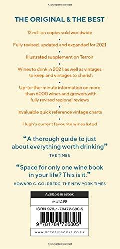 Hugh Johnson Pocket Wine 2021: New Edition