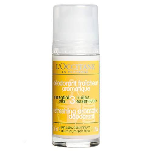 Aromachologie Aromatisch frisches Deodorant - 50 ml - L'OCCITANE