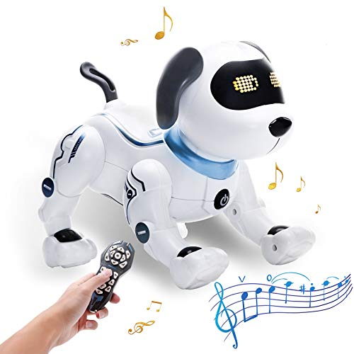 YuanBo Remote Control Robot Dog for...