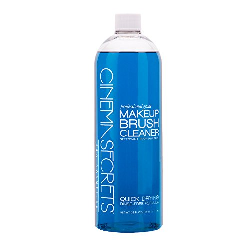 Cinema Secrets Professional Makeup Brush Cleaner (32 oz)