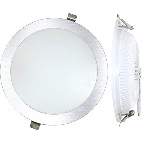 Silver Electronics Ampoule LED 6000 K, 25 W, Argent, 23 x 23 x 4.8 cm
