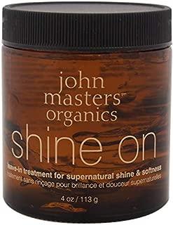 John Masters Organics Shine On Leave-In Hair Treatment, 113g