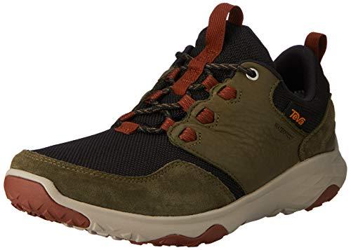 Teva Lifestyle Hiker Hiking Shoe, DARK OLIVE,11 M US