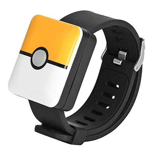 Starmood für Pokemon Go Plus Bluetooth Armband Auto Fang Armband Spiel Smart Zubehör Spielzeug - Gelb