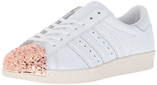 adidas Originals - Superstar 80s Mujer , Blanco (blanco (White/White/Off White)), 36 EU