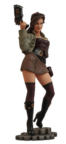 Femme Fatales Steampunk Lexi PVC Statue