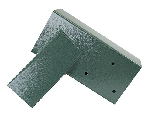 Squirrel Products A-Frame Swing Set Bracket - for 2 (4x4) Legs & 1 (4x6) Beam - Includes Installation Hardware - Contains 1 Bracket