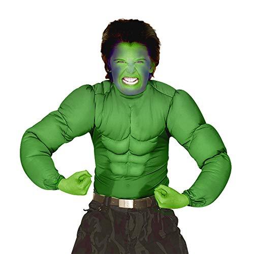 WIDMANN Widman - Disfraz de Hulk para niño, talla M (8 - 10 años) (12587)