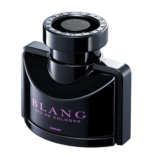 カーメイト 車用芳香剤 ブラング LS リキッド 置き型 アフターシャワー ブラック/ピンク 125ml L40