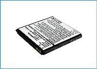 交換用バッテリー T-Mobile myTouch, myTouch Q, myTouch Q U8730, myTouch U8680, U8680, U8730 3.7V/1500mA
