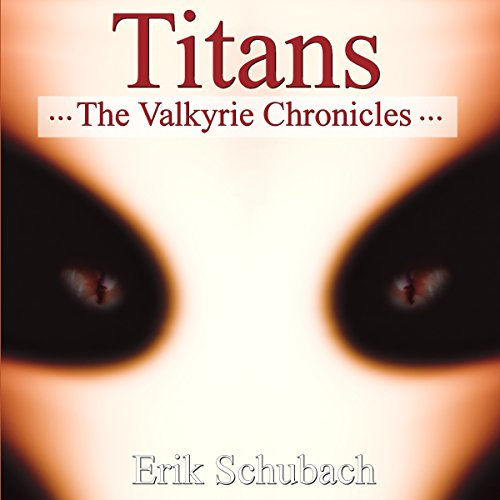 The Valkyrie Chronicles: Titans audiobook cover art