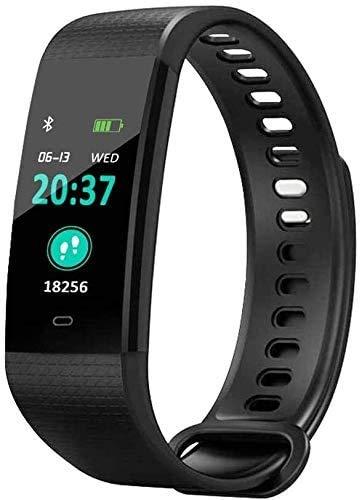 GANG Fitness Tracker Smart Bracelet Sleep Monitor Fitness Tracker Rate Heart Band Smart Presión Reloj Pantalla de Color Sport Fitness Tracker clásico