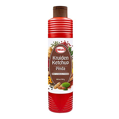 Hela Erbe Ketchup - Bottiglia da 80 cl