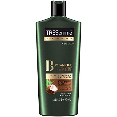Tresemme Nourish & Replenish Botanique Shampoo, 22 Fl Oz (Pack of 4)