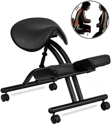 JJWW Ergonomic Kneeling & Saddle Chair
