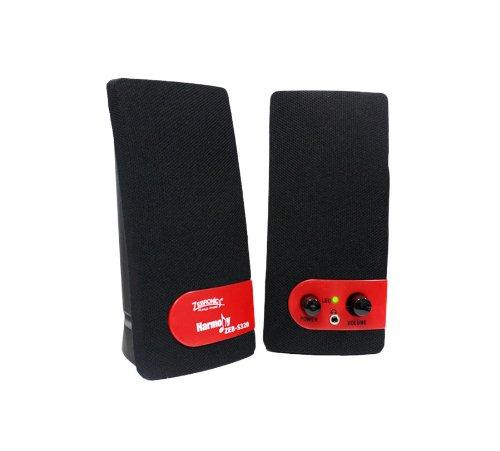 Zebronics ZEB-S320 Harmony 2.0 Multimedia Speaker